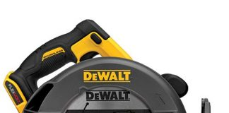 DEWALT DCS575B FlexBolt Circular Saw ‎Review