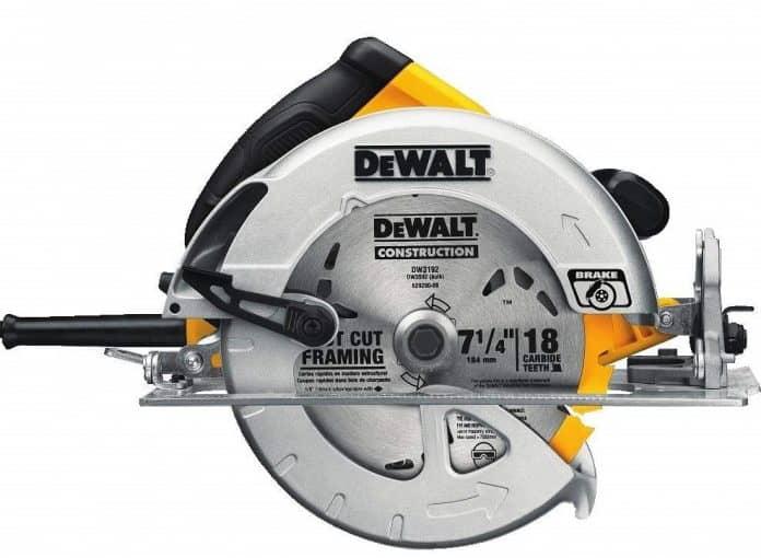 DEWALT DWE575SB Lightweight Circular Saw Review