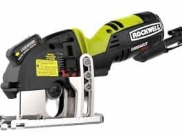 Rockwell RK3440K Versacut Circular Saw Review